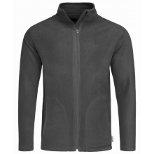 Stedman polar fleece cardigan active for him - Topgiving
