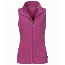 Stedman polar fleece vest active for her - Topgiving