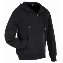 Stedman sweater hooded zip active for him - Topgiving