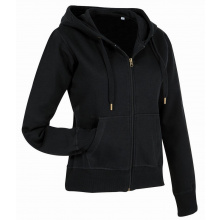 Stedman sweater hooded zip active for her - Topgiving