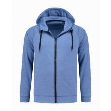 Stedman sweater hood zip performance for him - Premiumgids