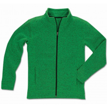 Stedman jacket knit fleece for him - Premiumgids