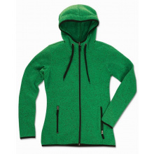 Stedman jacket knit fleece for her - Premiumgids