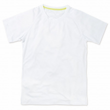 Stedman t-shirt raglan mesh active-dry ss for him - Topgiving