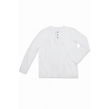 Stedman t-shirt henley shawn ls for him - Topgiving