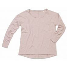 Stedman t-shirt os crewneck sharon for her ls - Premiumgids