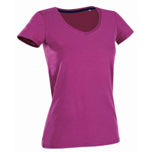 Stedman t-shirt v-neck claire ss for her - Topgiving
