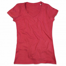 Stedman t-shirt v-neck lisa ss for her - Topgiving