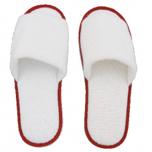 Paar slippers, open teen - Topgiving