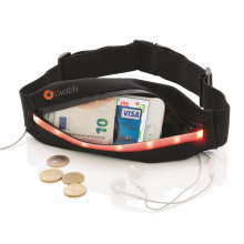 Running belt met led - Premiumgids