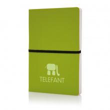 Deluxe softcover a5 notitieboek - Premiumgids
