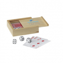 Dice & play spel - Topgiving