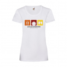 Fruit valueweight t-shirt dames - Topgiving