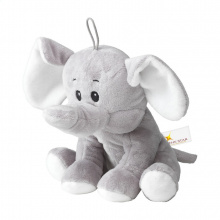 Olly pluche olifant knuffel - Topgiving