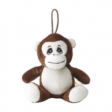 Animal friend monkey knuffel - Topgiving