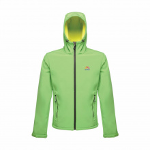 Regatta standout arley hooded softshell jack heren - Premiumgids