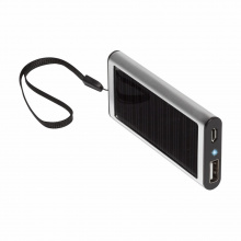 Solar powerbank externe oplader - Topgiving
