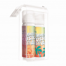 Set zonnebrandspray & waterspray - Topgiving