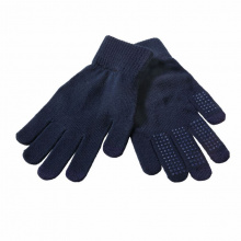 Pda tekst gloves with dots - Topgiving