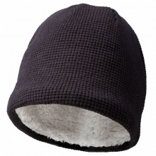 Luxury beanie with teddy lining - Premiumgids