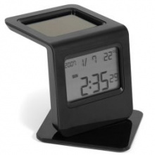Solar time alarm clock - Topgiving