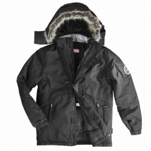 Vuarnet long parka - Topgiving