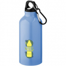 Oregon 400 ml drinkfles met karabijnhaak - Topgiving