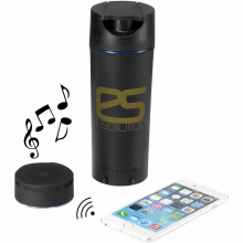 Rhythm bluetooth® luidspreker drinkfles - Topgiving