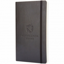 Moleskine classic soft cover large gelinieerd - Premiumgids