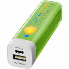 Flash powerbank 2200mah - Premiumgids