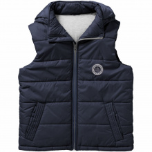 Mixed doubles heren bodywarmer - Topgiving