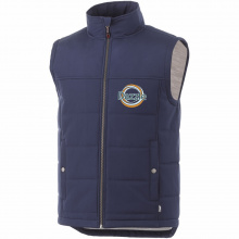 Swing heren geïsoleerde bodywarmer - Topgiving