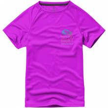 Niagara cool fit kinder t-shirt met korte mouwen - Topgiving