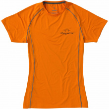 Kingston cool fit dames t-shirt korte mouwen - Topgiving