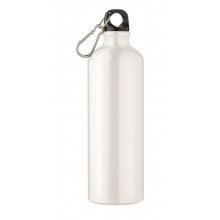 Aluminium fles 750 ml - Topgiving