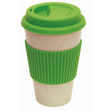 Bamboe koffiebeker eco cup - Topgiving