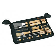 10 delig bbq set fried - Premiumgids