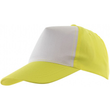 5-panel cap shiny - Topgiving