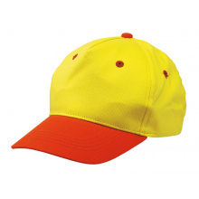 5 panel katoenen baseball cap calimero - Topgiving