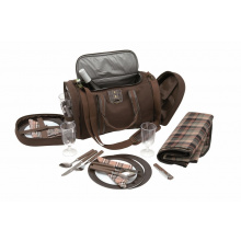 Luxe 4-persoons picknickset 4 picknick - Premiumgids