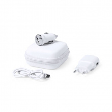 Usb opladers set - Topgiving