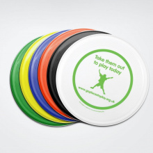 Gerecyclede frisbee medium - Premiumgids