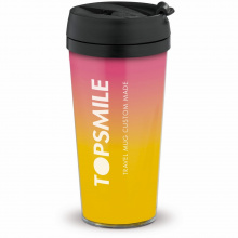 Koffiebeker travel 400ml - Topgiving