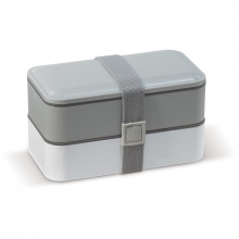 Bento box met bestek 1250ml - Topgiving