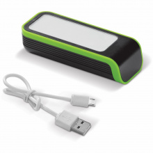 Powerbank light-up 4.400 mAh - Premiumgids