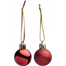 Mini kerstballen set - Topgiving