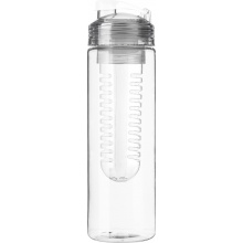 Tritan drinkfles (650 ml) met fruit infuser - Premiumgids