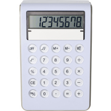 Kunststof calculator, 8 digits - Premiumgids
