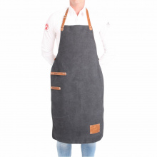Canvas kitchen apron - Premiumgids