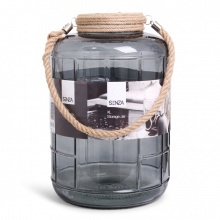 Senza glass jar xl - Topgiving
